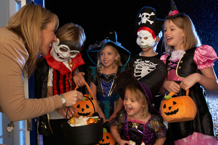 9 Ways to Decrease the Halloween Sugar Load!