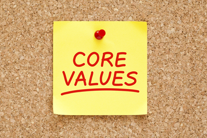 What Are Your Core Values? Do This Activity To Find Out!