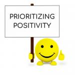 Prioritizing Positivity