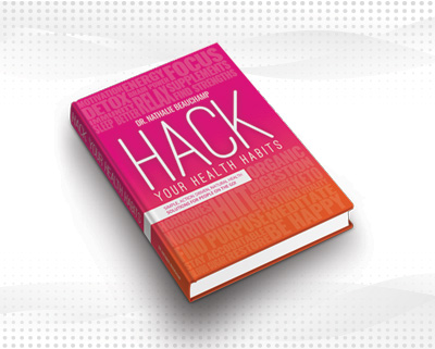 hack your health habits book